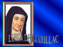 Biografia de Santa Luisa