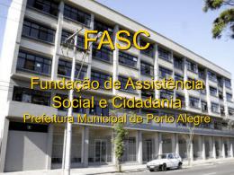 FUNDAÇÃO DE ASSISTÊNCIA SOCIAL E CIDADANIA