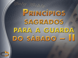 1504 principios sagrados para a guarda do sabado 2