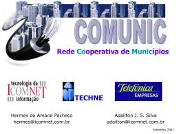 Rede COMUNIC O que é?
