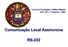 Comunicação Assincrona - PUC-SP