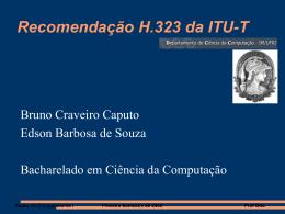 Recomendação H.323 da ITU-T