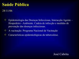 Doença Infecciosa