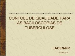 LACEN Cléia Gomes