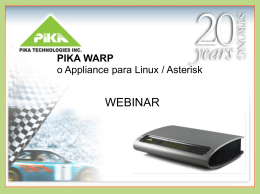 Appliance - PIKA Technologies