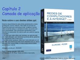 Aplicação - Professor Luiz