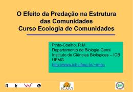 Panorama das Publicações na Limnologia Brasileira