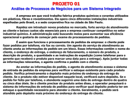 Proj01 Analise de Processos de Negócio