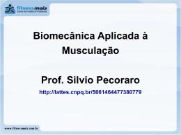 Biomecânica Aplicada à Musculacao