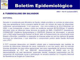 boletim_epidemiologico - Secretaria Municipal da Saúde de