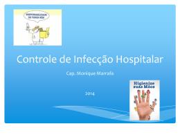 Controle de Infecção Hospitalar TAP modificado
