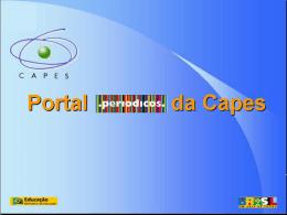 Apresentação do Portal.periodicos