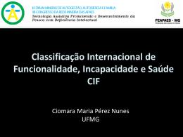 Ciomara Nunes - Uniapae-MG