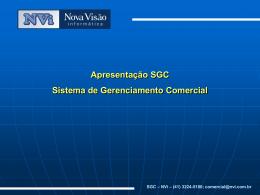 Apresentação-Funcionalidades_SGC