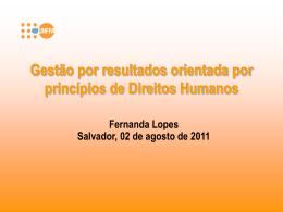 exposição - UNFPA Brasil