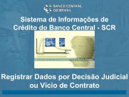 Decisão Judicial Vício de Contrato