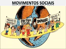 Movimentos Sociais 2.