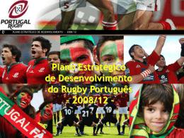 Plano Estratégico 2008/2012