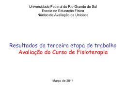Universidade Federal do Rio Grande do Sul Escola de
