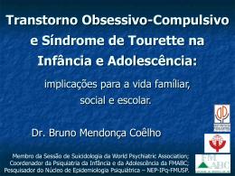 Transtorno Obsessivo-Compulsivo e Síndrome de Tourette