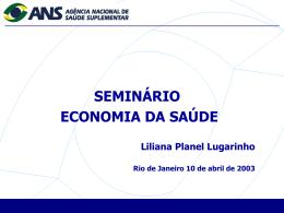 Apresentação Liliane Planel Lugarinho