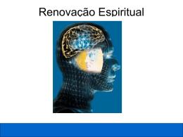 Renovação Espiritual