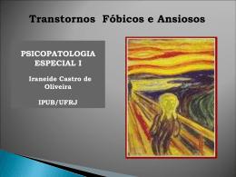 1 Sem2009 - Aula - Transtornos Fbicos - (LTC) de NUTES