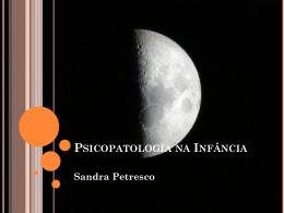 Psicopatologia na Infância