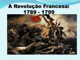 A Revolução Francesa: 1789