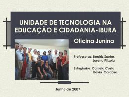 Oficina Junina 2007
