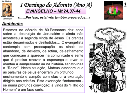 I Domingo Advento (AnoA)