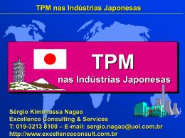 TPM nas Indústrias Japonesas