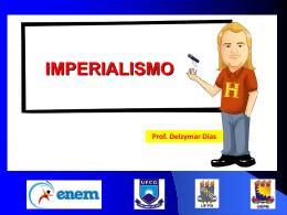 IMPERIALISMO/NEOCOLONIALISMO