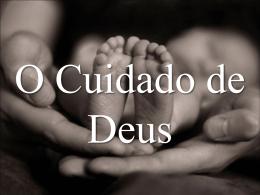 O cuidado de Deus