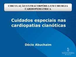 Cuidados Especiais nas Cardiopatias Congênitas