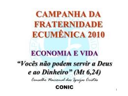 CF 2010 - Rede Verzeri