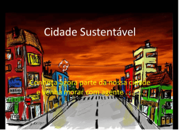 Cidade Sustentável_lucas_andreza_tatiane