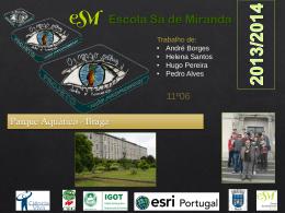 Intervenção na Casa das Convertidas Cidade de Braga