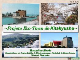 apresentação kondo - Ministério do Desenvolvimento, Indústria e