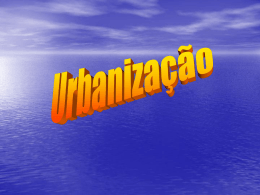 Urbanização I