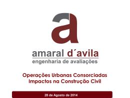 Apresentação Amaral d`Avila_Estruturação de OUCs