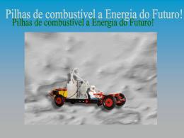 1 O que é uma Pilha de combustível?