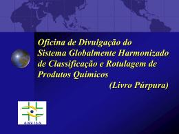 GHS: Histórico e Visão Geral / Julio Baena