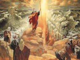 A Rota do Êxodo - Congregação Yaoshorul`ita o Caminho