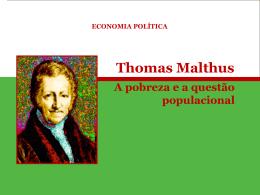 Economia Política Clássica