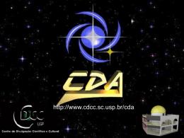 Qual é o Tamanho do Universo? - CDCC