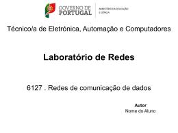 Laboratório de Redes