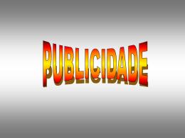 ETAPAS NA CONCEPÇÃO DE UMA CAMPANHA PUBLICITÁRIA