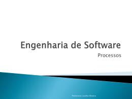 Processos - Professora Lucélia Alves de Oliveira