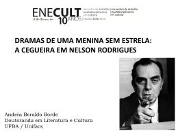 Leia a apresentação de Andréa Beraldo Borde